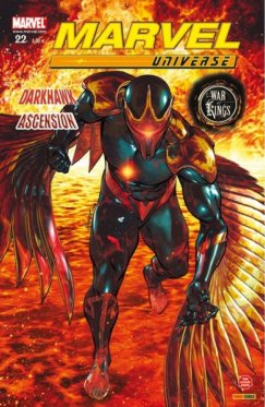 Marvel Universe # 22