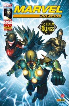 Marvel Universe # 26