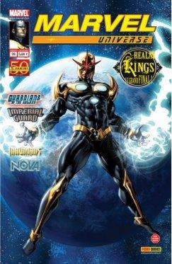 Marvel Universe # 28