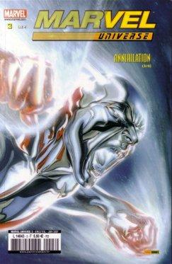 Marvel Universe # 03
