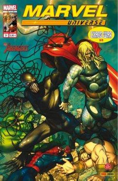 Marvel Universe # 31