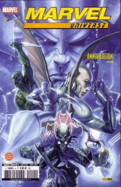 Marvel Universe # 04