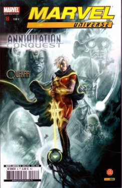 Marvel Universe # 08