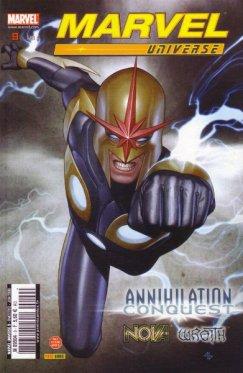 Marvel Universe # 09