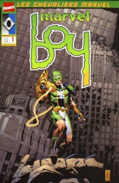 Marvel Boy # 1
