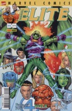 Marvel Elite # 20