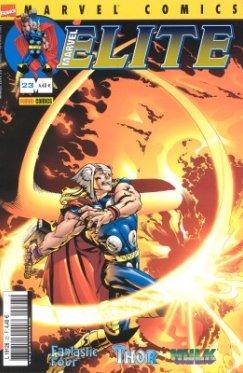 Marvel Elite # 23
