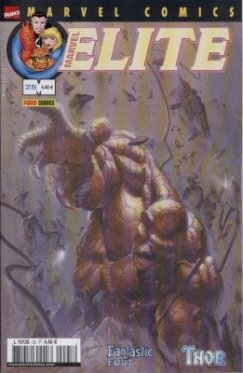 Marvel Elite # 25