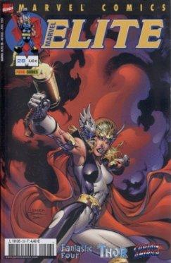 Marvel Elite # 28