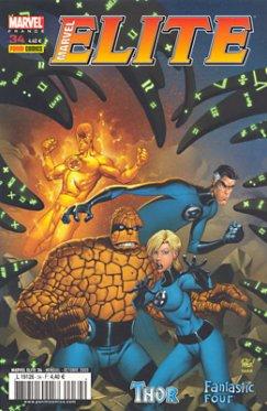Marvel Elite # 34