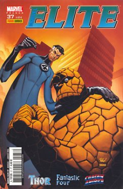 Marvel Elite # 37