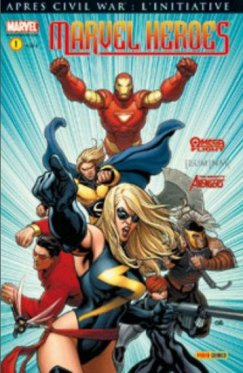Marvel Heroes vol 2 # 01
