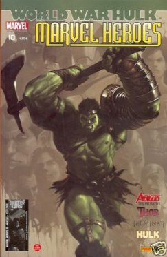Marvel Heroes vol 2 # 10