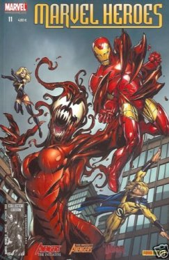 Marvel Heroes vol 2 # 11