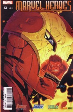 Marvel Heroes vol 2 # 13