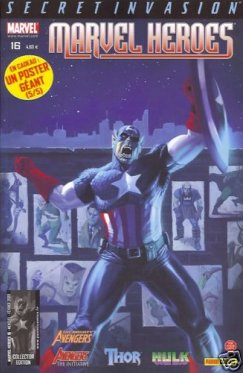 Marvel Heroes vol 2 # 16
