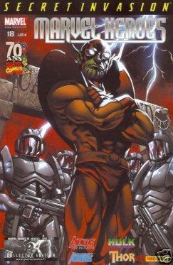 Marvel Heroes vol 2 # 18