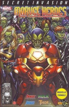 Marvel Heroes vol 2 # 19