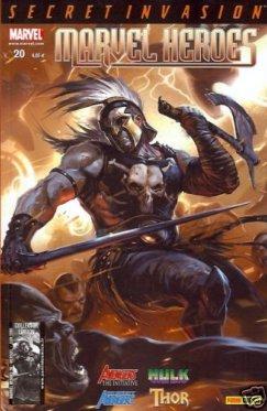 Marvel Heroes vol 2 # 20