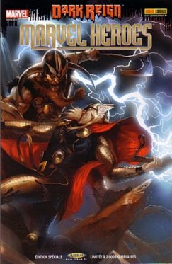 Marvel Heroes vol 2 # 26 Variant