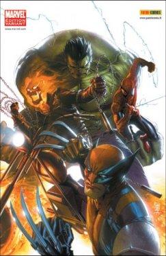 Marvel Heroes vol 2 # 28 Variant