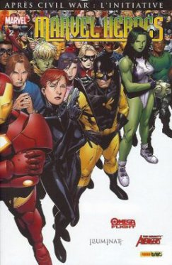Marvel Heroes vol 2 # 02