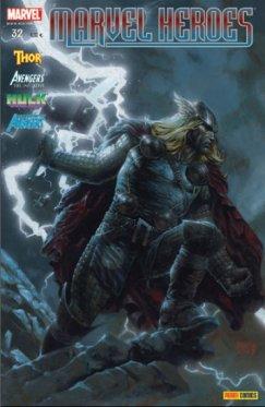 Marvel Heroes vol 2 # 32