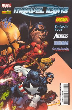 Marvel Icons # 01