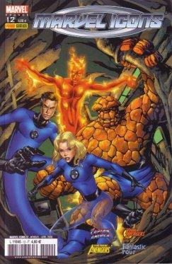 Marvel Icons # 12