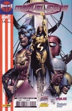 Marvel Icons # 14
