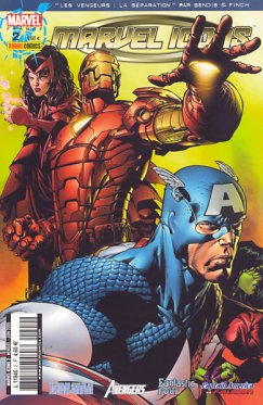 Marvel Icons # 02