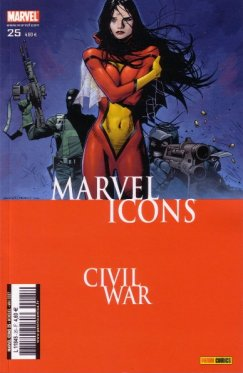 Marvel Icons # 25