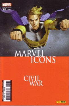 Marvel Icons # 26