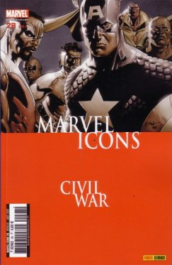 Marvel Icons # 28