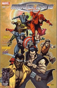Marvel Icons # 39