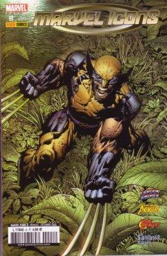 Marvel Icons # 08