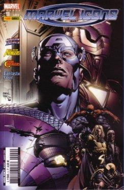 Marvel Icons # 09