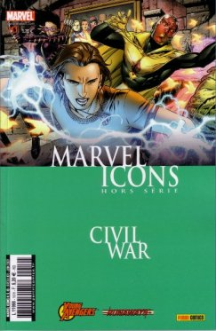 Marvel Icons Hors Serie # 10