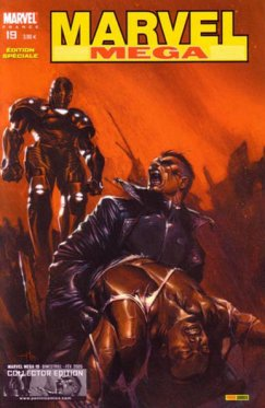 Marvel Mega # 19 Variant