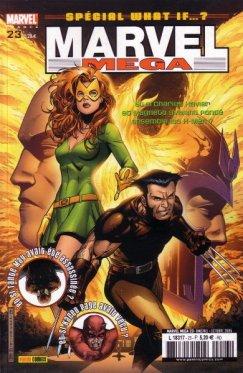 Marvel Mega # 23