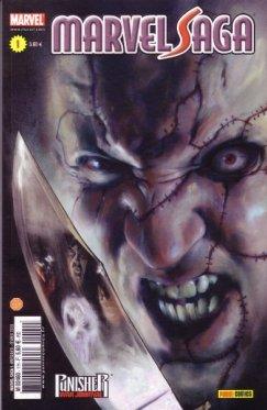 Marvel Saga # 01