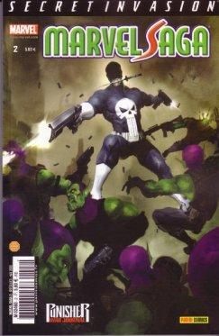 Marvel Saga # 02