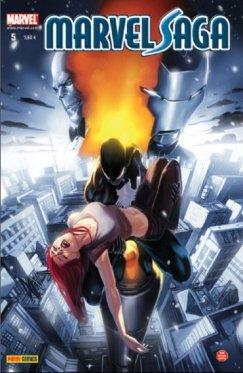 Marvel Saga # 05