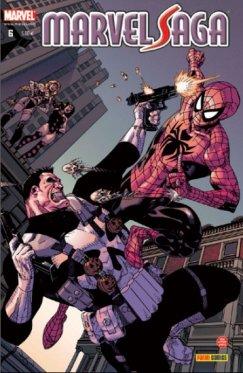 Marvel Saga # 06