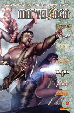 Marvel Saga # 07