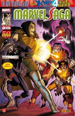 Marvel Saga # 09