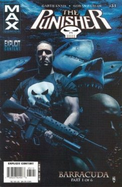 The Punisher # 31-36
