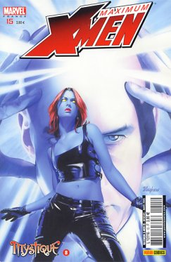 Maximum X-Men # 15