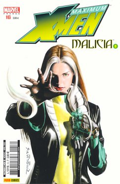 Maximum X-Men # 16