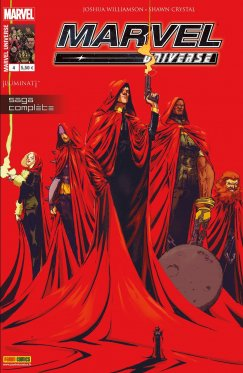 Marvel Universe vol 4 # 04